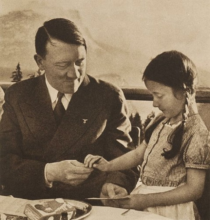 Photo Credit:http://marginalizingmorons.blogspot.in/2012/06/hitler-smiling-at-his-modern-day.html