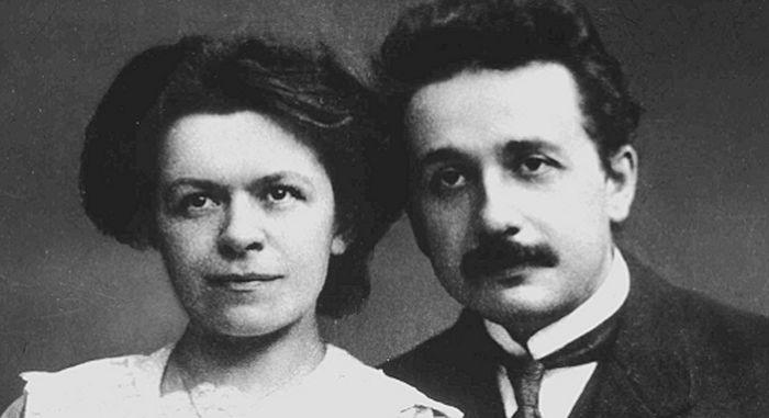 albert einstein�s love affair and his marriage