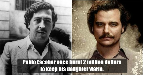 20 absolutely ridiculous facts about pablo escobar