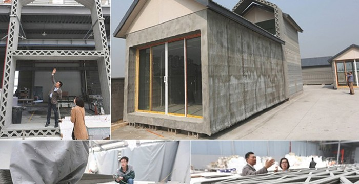 Revolutionary 3d printer can build 10 houses in 24 hours for Build a house for under 5000 dollars