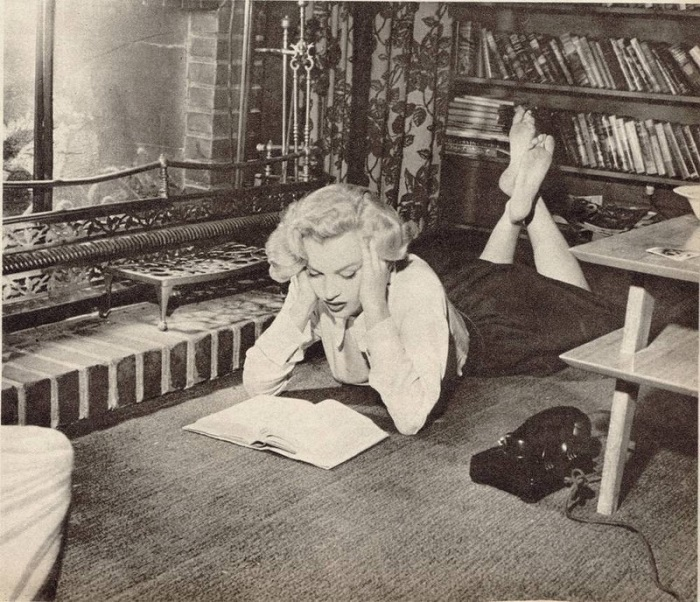Photo Credit: http://themarilynmonroecollection.com/marilyn-monroe-owned-book-mans-supreme-inheritance/