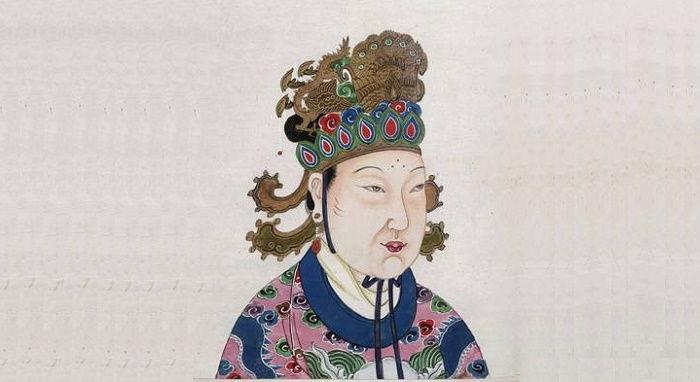 https://commons.wikimedia.org/wiki/File:A_Tang_Dynasty_Empress_Wu_Zetian.JPG
