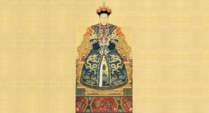 https://commons.wikimedia.org/wiki/File:Imperial_Portrait_of_Empress_Xiao_Zhuang_Wen.jpg