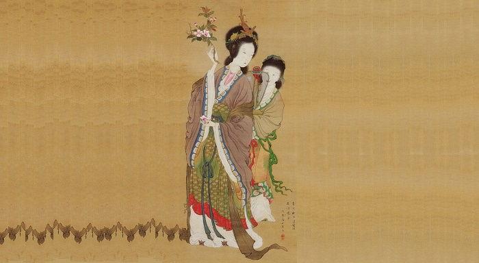 https://commons.wikimedia.org/wiki/File:Yang_Gui-fei_by_Takaku_Aigai.jpg
