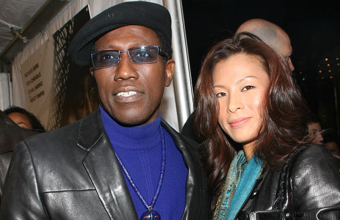 All About Wesley Snipes S Wife Nakyung Park