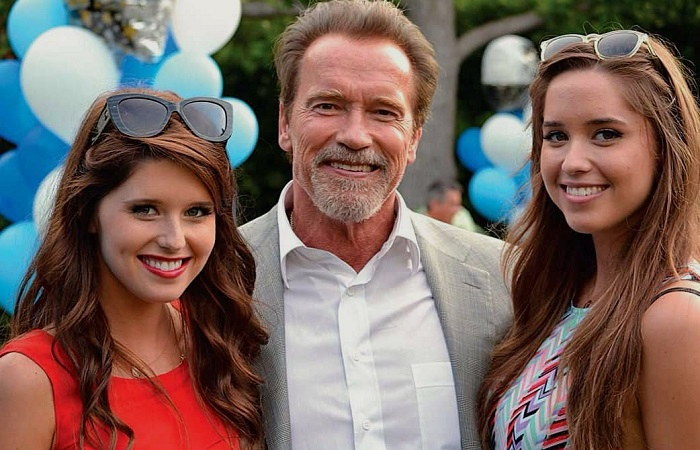 2018 arnold schwarzenegger who is dating What We